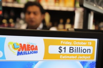 MEGA MILLIONS LOTTERY FEVER